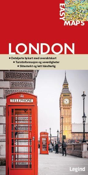 Bykart London Kart Og Boker Til Ferie Og Fritid Finner Du Hos Oss